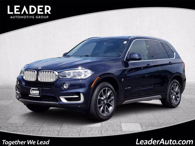 2018 BMW X5 xDrive40e iPerformance for sale in PALATINE, IL