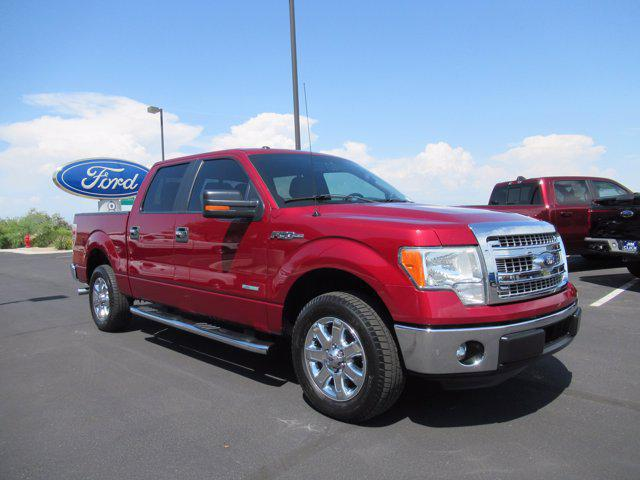 2014 Ford F-150 XLT for sale in GREEN VALLEY, AZ
