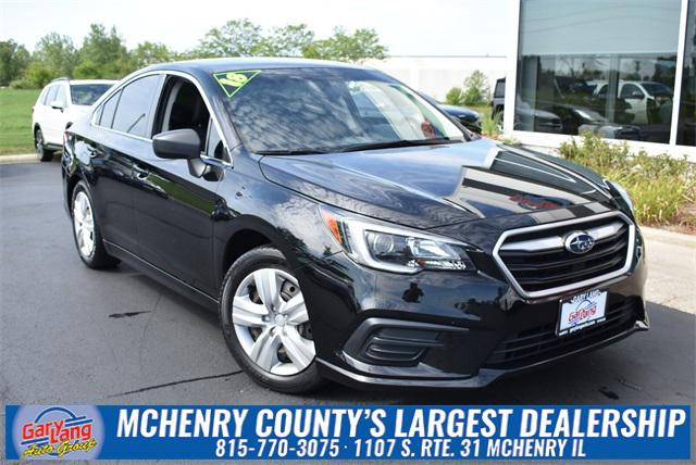 2018 Subaru Legacy 2.5i for sale in McHenry, IL