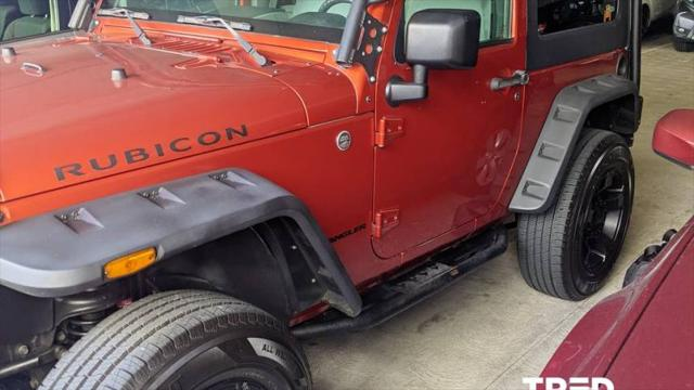 2009 Jeep Wrangler Rubicon for sale in San Diego, CA