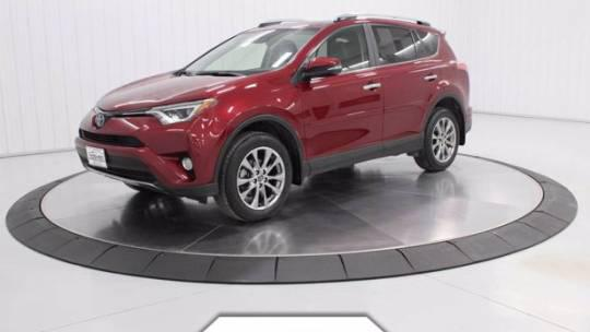 2018 Toyota RAV4 Limited for sale in Mason City, IA