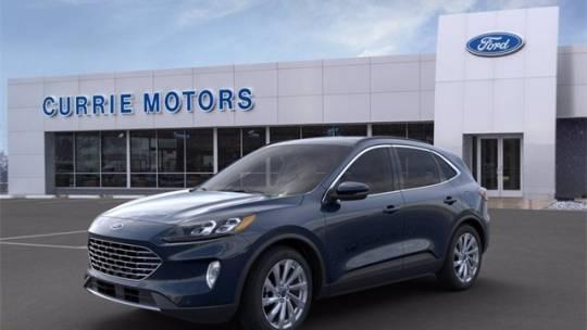 2021 Ford Escape Titanium for sale in Valparaiso, IN