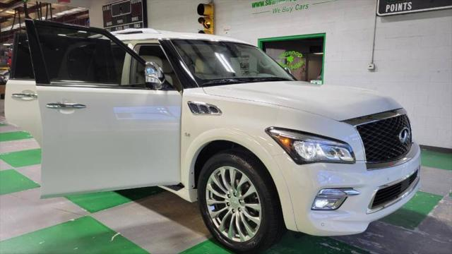2016 INFINITI QX80 4WD 4dr for sale in Manassas, VA