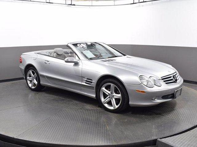 2004 Mercedes-Benz SL-Class 2dr Roadster 5.0L for sale in Westmont, IL