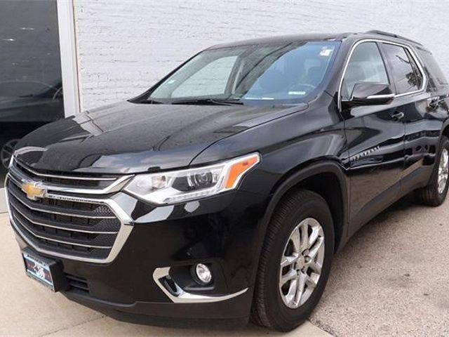 2020 Chevrolet Traverse LT Cloth for sale in Chicago, IL