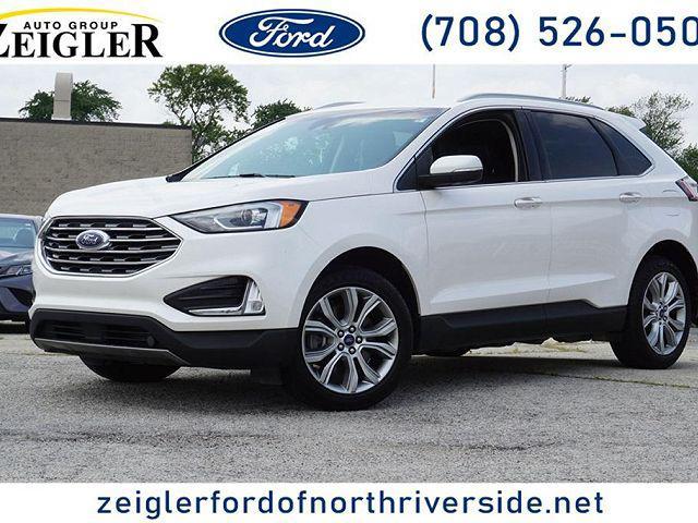 2019 Ford Edge Titanium for sale in North Riverside, IL