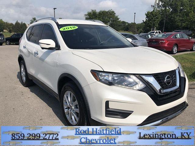 2018 Nissan Rogue SV for sale in Lexington, KY