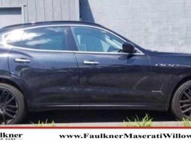 2018 Maserati Levante S GranSport for sale in Willow Grove, PA