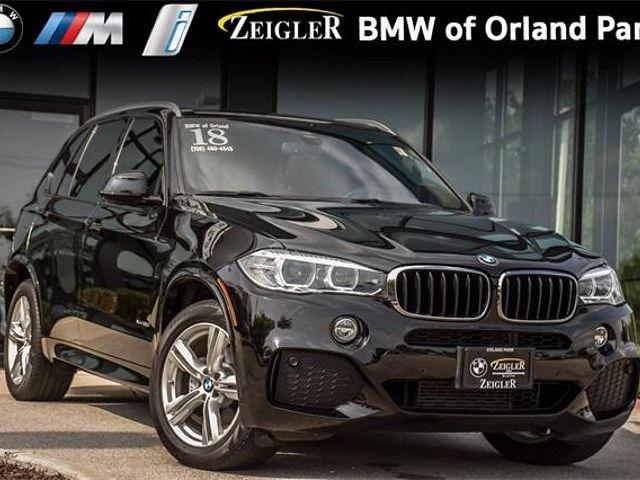 2018 BMW X5 xDrive35i for sale in Orland Park, IL