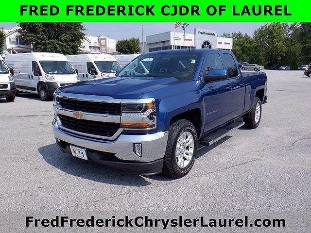 2017 Chevrolet Silverado 1500 LT for sale in Laurel, MD