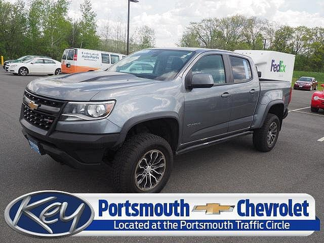 2018 Chevrolet Colorado 4WD ZR2 for sale in Portsmouth, NH
