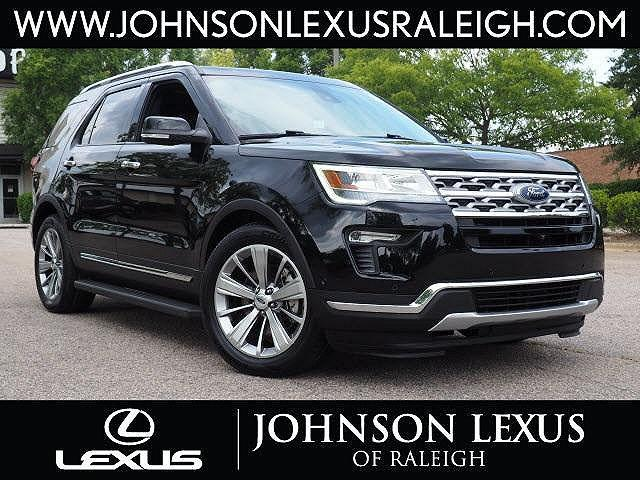 2018 Ford Explorer Limited for sale in Raleigh, NC