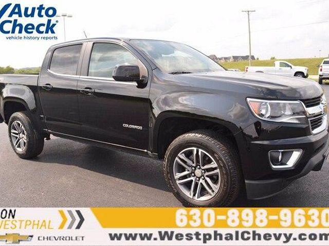 2020 Chevrolet Colorado 4WD LT for sale in Aurora, IL