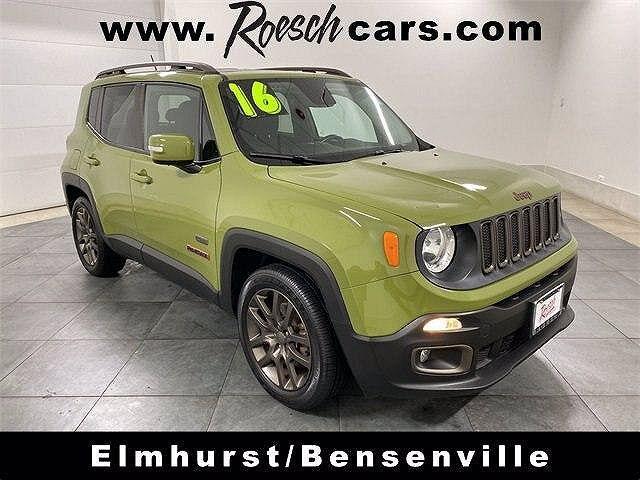 2016 Jeep Renegade 75th Anniversary for sale in Elmhurst, IL