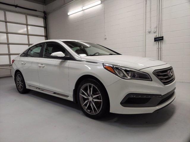 2017 Hyundai Sonata Sport for sale in WILKES-BARRE, PA