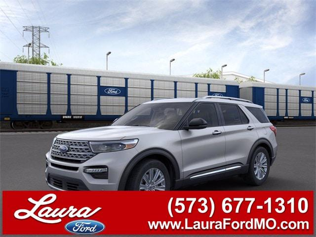 2021 Ford Explorer Limited for sale in West Sullivan, MO