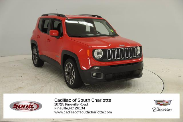 2018 Jeep Renegade Latitude for sale in Pineville, NC