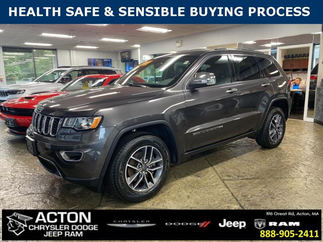 2019 Jeep Grand Cherokee Limited for sale in Acton, MA