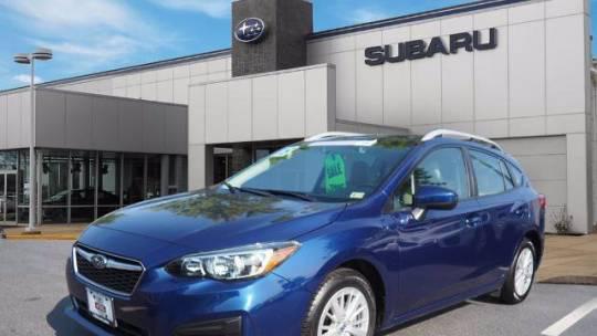 2018 Subaru Impreza Premium for sale in Winchester, VA