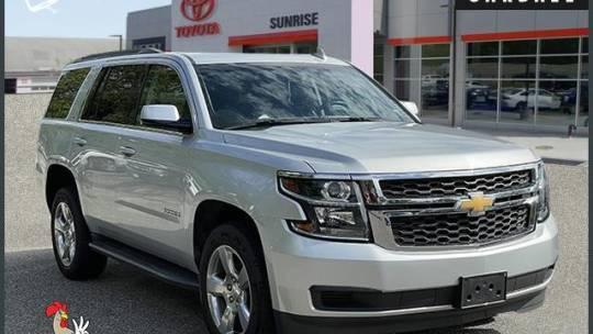 2018 Chevrolet Tahoe LT for sale in Oakdale, NY
