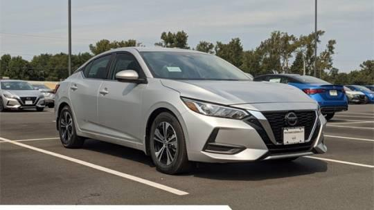 2021 Nissan Sentra SV for sale in Manchester, CT