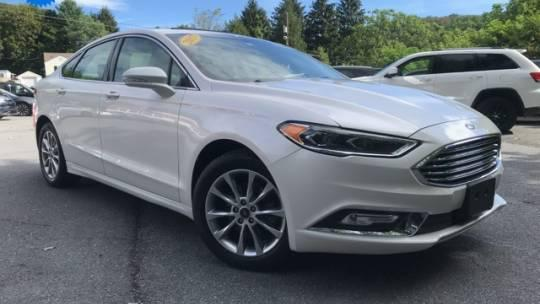 2017 Ford Fusion SE for sale in Braddock Heights, MD