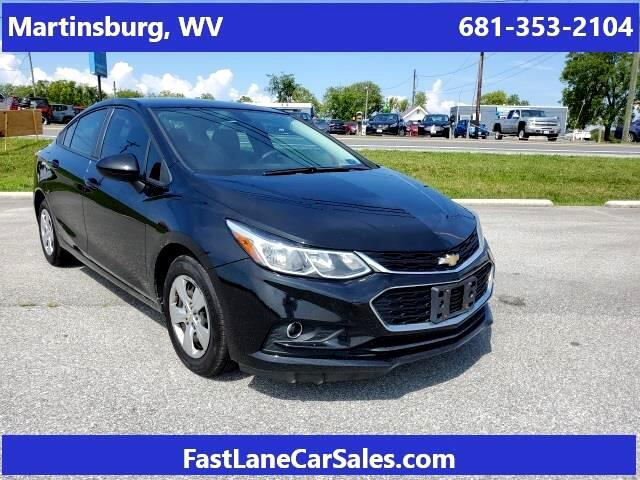 2018 Chevrolet Cruze LS for sale in Hagerstown, MD