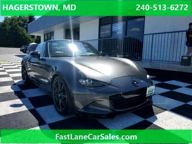 2018 Mazda MX-5 Miata Club for sale in Hagerstown, MD
