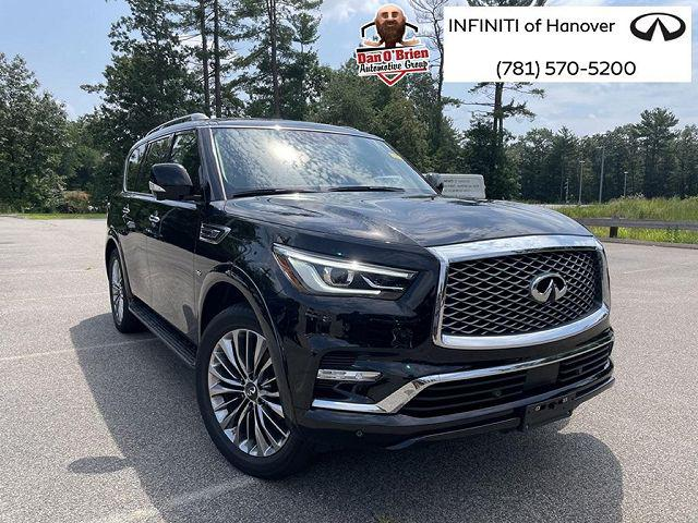 2018 INFINITI QX80 AWD for sale in Hanover, MA