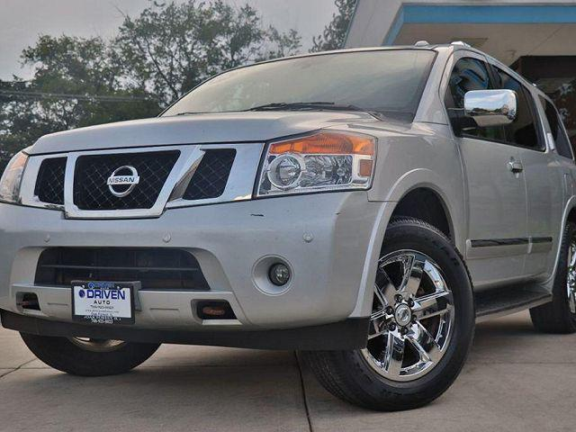 2014 Nissan Armada Platinum for sale in Oak Forest, IL