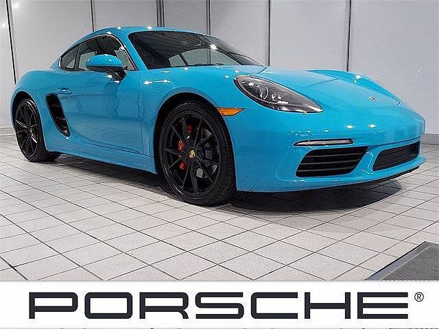 2017 Porsche 718 Cayman S for sale in Newark, DE