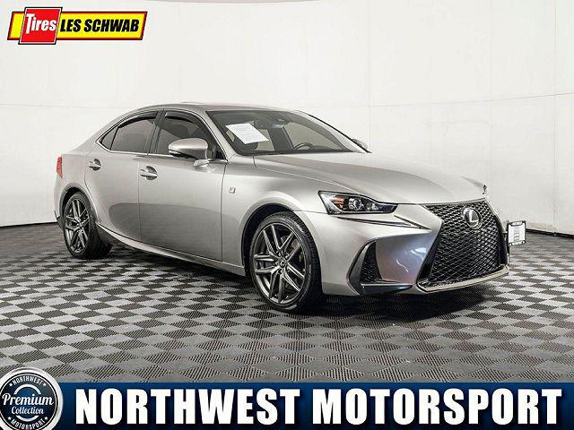 2017 Lexus IS IS 350 for sale in Puyallup, WA