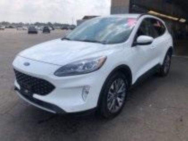2020 Ford Escape Titanium Hybrid for sale in Angola, IN