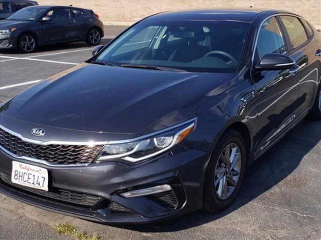 2019 Kia Optima LX for sale in Des Plaines, IL