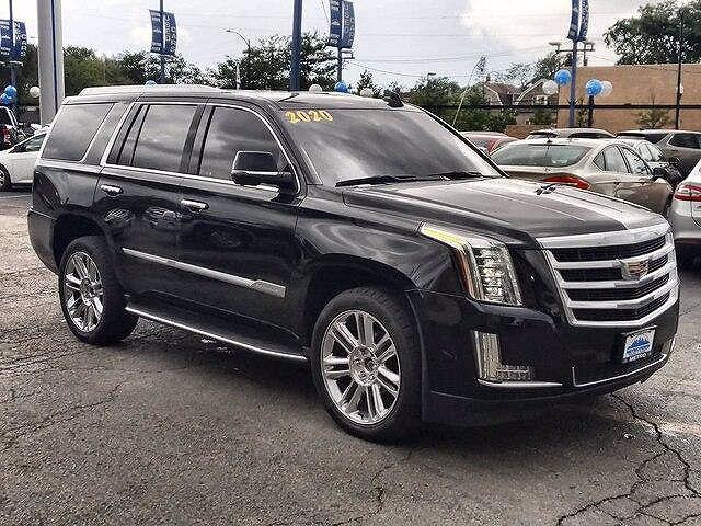 2020 Cadillac Escalade Luxury for sale in Chicago, IL