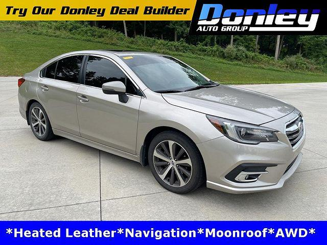2018 Subaru Legacy Limited for sale in Mount Vernon, OH