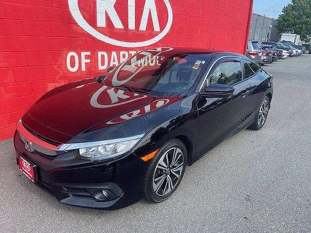 2017 Honda Civic Coupe EX-T for sale in Dartmouth, MA