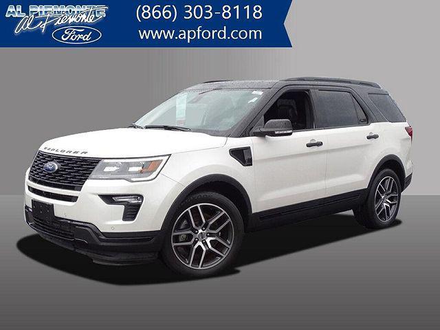 2018 Ford Explorer Sport for sale in Melrose Park, IL