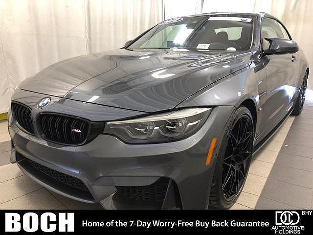 2018 BMW M4 Convertible for sale in Norwood, MA