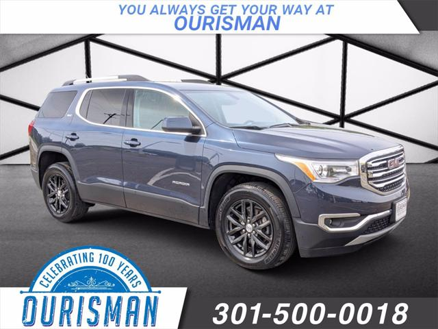 2018 GMC Acadia SLT for sale in MARLOW HEIGHTS, MD
