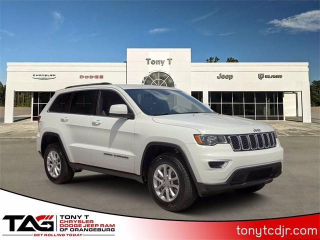 2021 Jeep Grand Cherokee Laredo X for sale in Orangeburg, SC