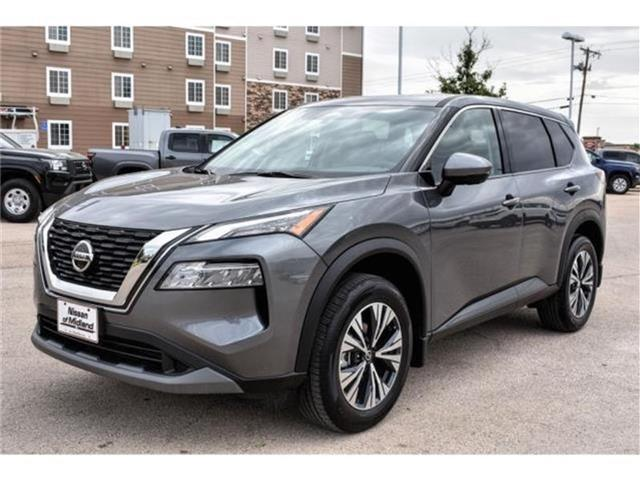 2021 Nissan Rogue SV for sale in Midland, TX