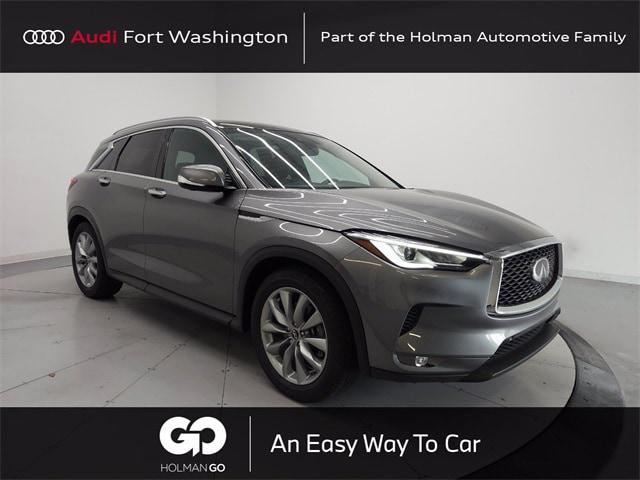 2019 INFINITI QX50 ESSENTIAL for sale in Fort Washington, PA