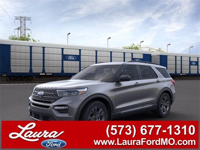 2021 Ford Explorer XLT for sale in West Sullivan, MO