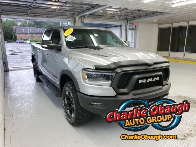 2021 Ram Ram 1500 Rebel for sale in Staunton, VA