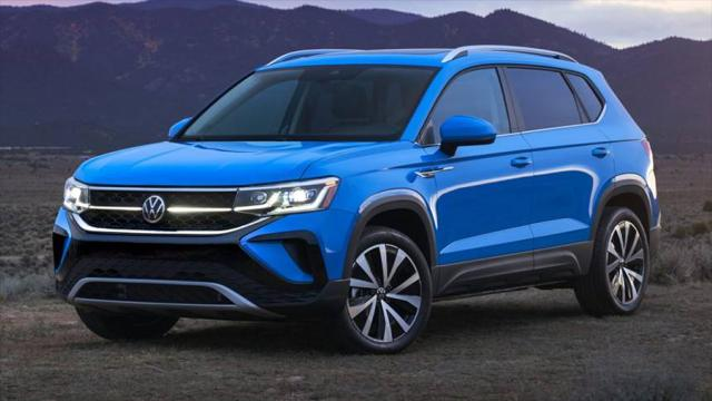 2022 Volkswagen Taos SEL for sale in Middletown, NY