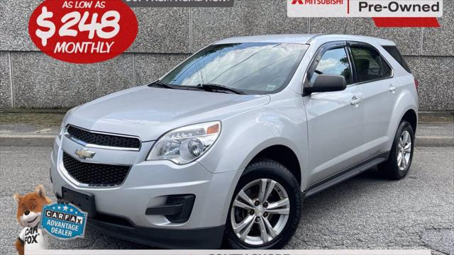 2015 Chevrolet Equinox LS for sale in Freeport, NY