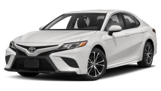 2020 Toyota Camry SE for sale in Jersey City, NJ