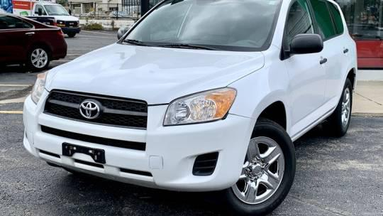 2011 Toyota RAV4 4WD 4dr 4-cyl 4-Spd AT (Natl) for sale in Palatine, IL