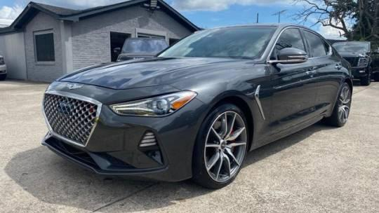 2019 Genesis G70 3.3T Advanced for sale in Spring, TX